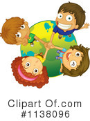 Children Clipart #1138096 by Graphics RF