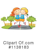 Royalty-Free (RF) Children Clipart Illustration #1138183