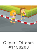Children Clipart #1138200 by Graphics RF