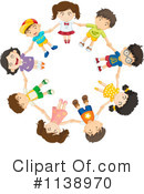 Children Clipart #1138970 by Graphics RF