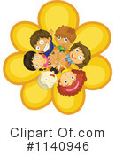 Royalty-Free (RF) Children Clipart Illustration #1140946