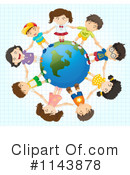 Children Clipart #1143878 by Graphics RF