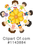 Children Clipart #1143884 by Graphics RF