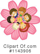 Children Clipart #1143906 by Graphics RF