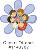 Children Clipart #1143907 by Graphics RF