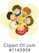 Children Clipart #1143908 by Graphics RF