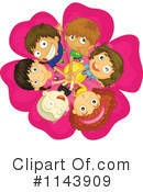 Children Clipart #1143909 by Graphics RF
