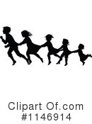 Royalty-Free (RF) Children Clipart Illustration #1146914