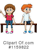 Children Clipart #1159822 by Graphics RF