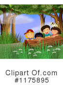 Children Clipart #1175895 by Graphics RF