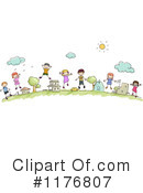 Children Clipart #1176807 by BNP Design Studio