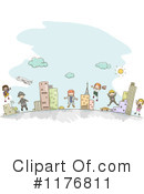 Royalty-Free (RF) Children Clipart Illustration #1176811