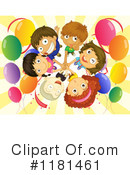 Children Clipart #1181461 by Graphics RF