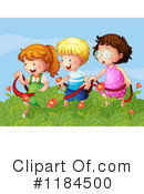 Children Clipart #1184500 by Graphics RF