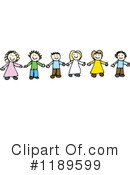 Royalty-Free (RF) Children Clipart Illustration #1189599