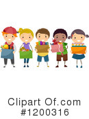 Children Clipart #1200316 by BNP Design Studio