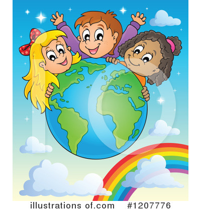 Earth Clipart #1207776 by visekart