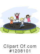 Children Clipart #1208101 by BNP Design Studio