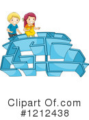 Royalty-Free (RF) Children Clipart Illustration #1212438