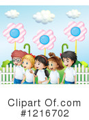 Children Clipart #1216702 by Graphics RF