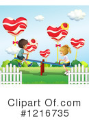 Children Clipart #1216735 by Graphics RF