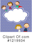 Children Clipart #1219934 by Graphics RF