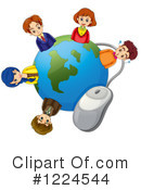 Children Clipart #1224544 by Graphics RF