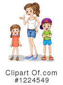 Children Clipart #1224549 by Graphics RF