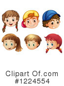 Children Clipart #1224554 by Graphics RF