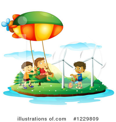 Green Energy Clipart #1229809 by Graphics RF