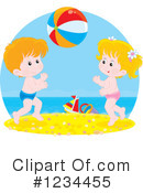 Children Clipart #1234455 by Alex Bannykh