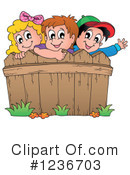 Royalty-Free (RF) Children Clipart Illustration #1236703