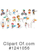 Royalty-Free (RF) Children Clipart Illustration #1241056