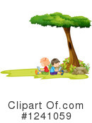 Children Clipart #1241059 by Graphics RF