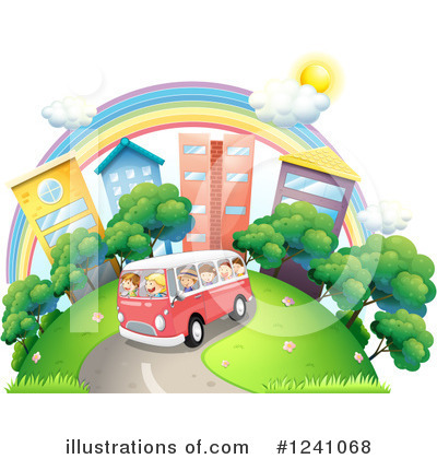Kombi Clipart #1241068 by Graphics RF