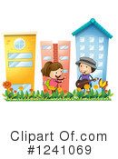 Children Clipart #1241069 by Graphics RF