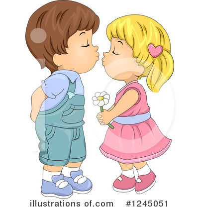 Royalty-Free (RF) Children Clipart Illustration by BNP Design Studio - Stock Sample #1245051