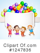 Children Clipart #1247836 by merlinul