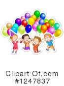 Children Clipart #1247837 by merlinul
