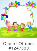 Children Clipart #1247838 by merlinul