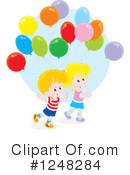 Children Clipart #1248284 by Alex Bannykh