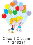 Children Clipart #1248291 by Alex Bannykh