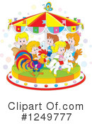 Children Clipart #1249777 by Alex Bannykh