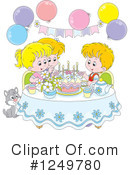 Children Clipart #1249780 by Alex Bannykh
