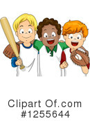 Royalty-Free (RF) Children Clipart Illustration #1255644