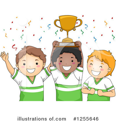 Royalty-Free (RF) Children Clipart Illustration by BNP Design Studio - Stock Sample #1255646