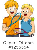 Royalty-Free (RF) Children Clipart Illustration #1255654