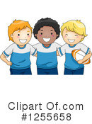 Royalty-Free (RF) Children Clipart Illustration #1255658