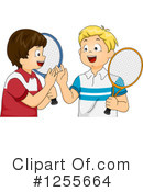 Royalty-Free (RF) Children Clipart Illustration #1255664