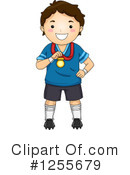 Royalty-Free (RF) Children Clipart Illustration #1255679